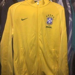 Nike Brazil sweater